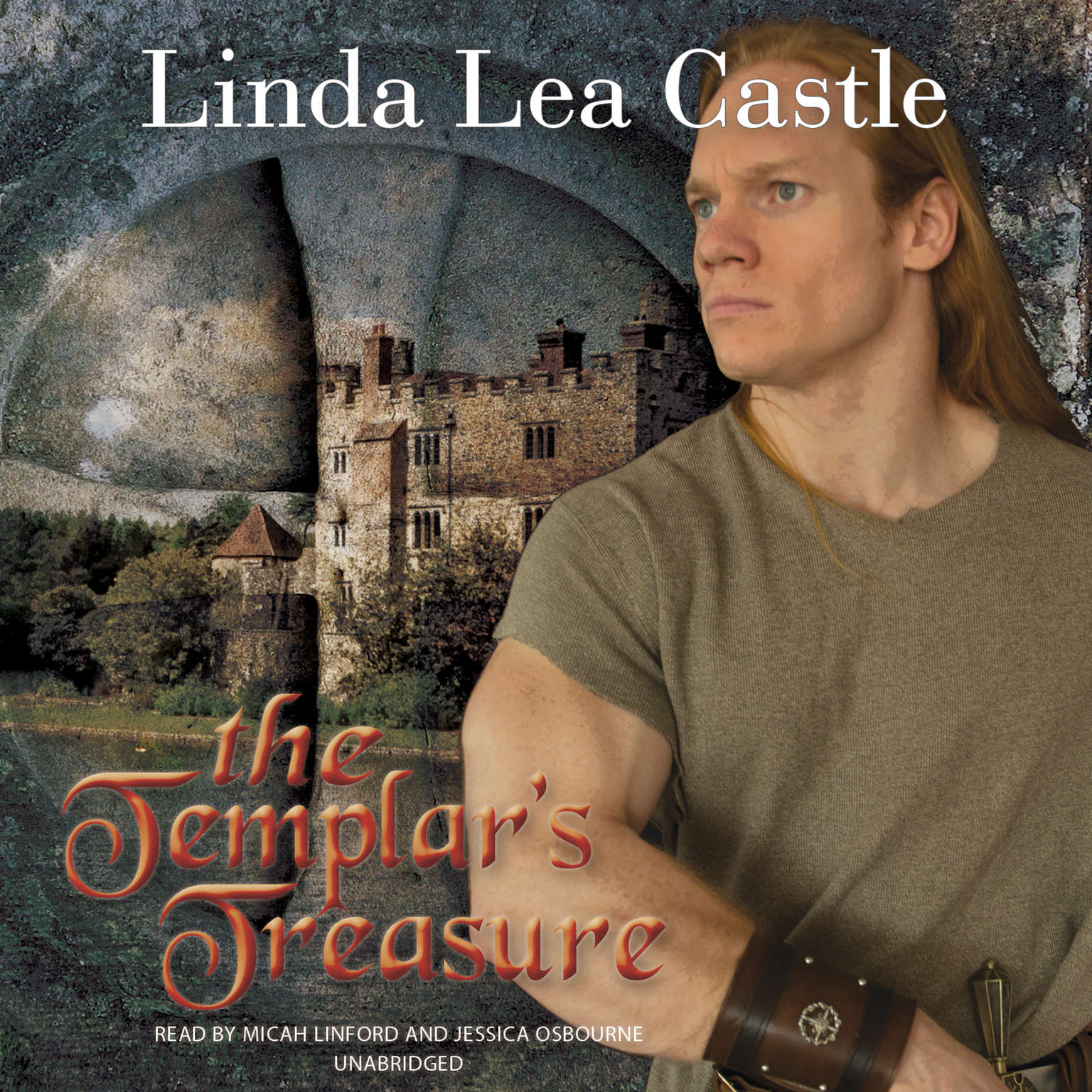 Printable The Templar's Treasure Audiobook Cover Art