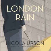 London Rain Audiobook, by Nicola Upson