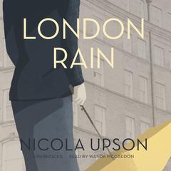 London Rain Audiobook, by Nicola Upson