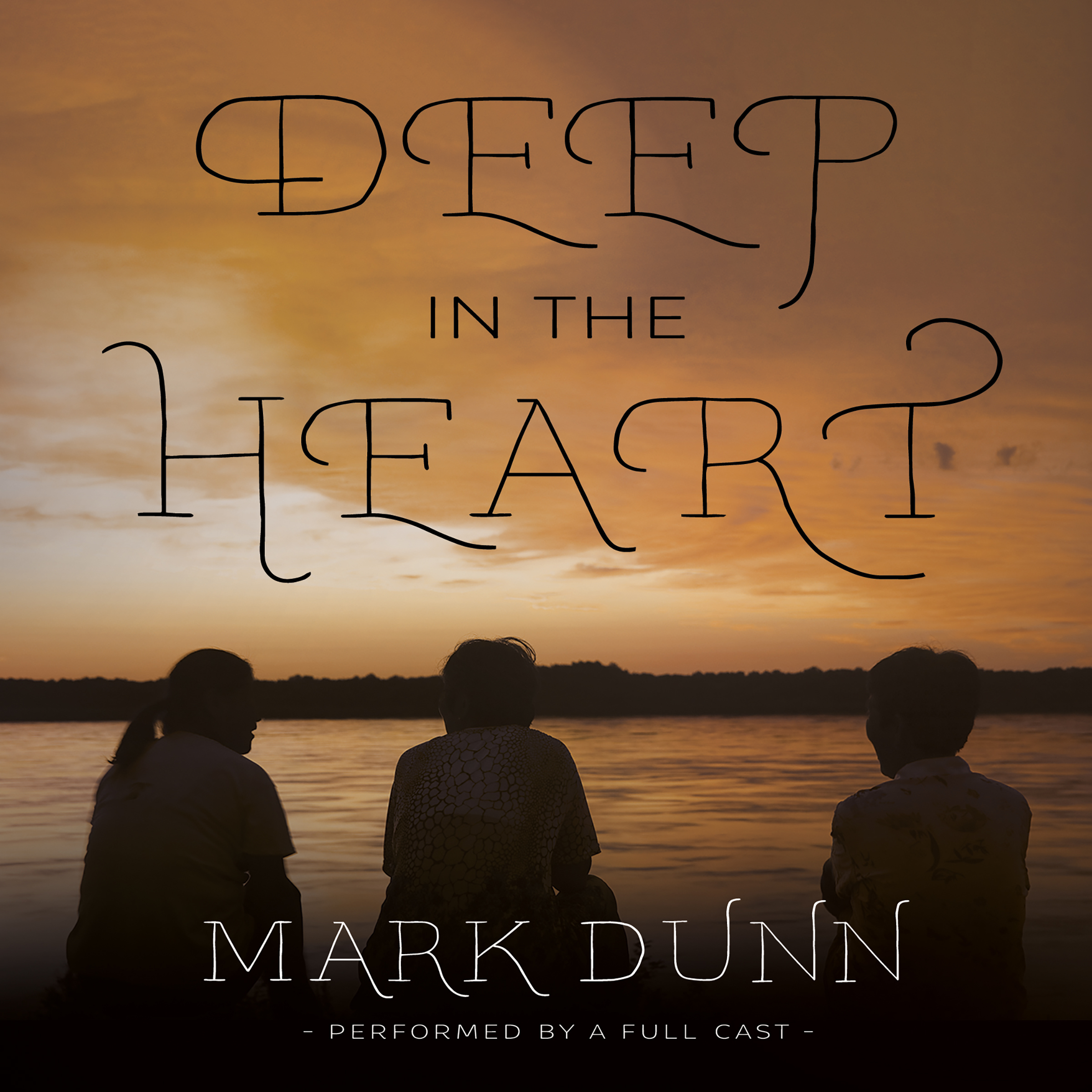 Printable Deep in the Heart Audiobook Cover Art