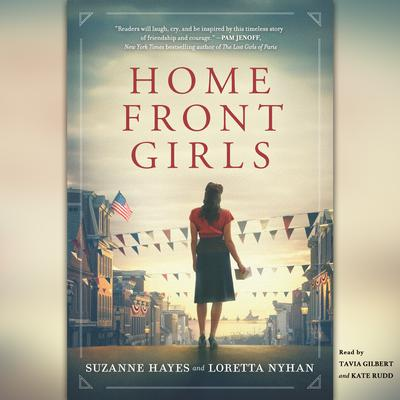 Home Front Girls Audiobook, by Suzanne Palmieri