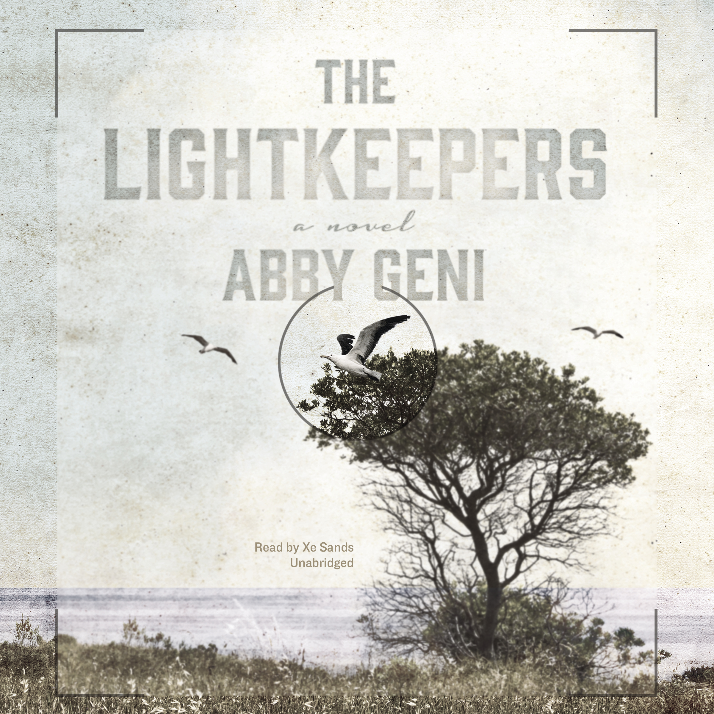 Printable The Lightkeepers: A Novel Audiobook Cover Art