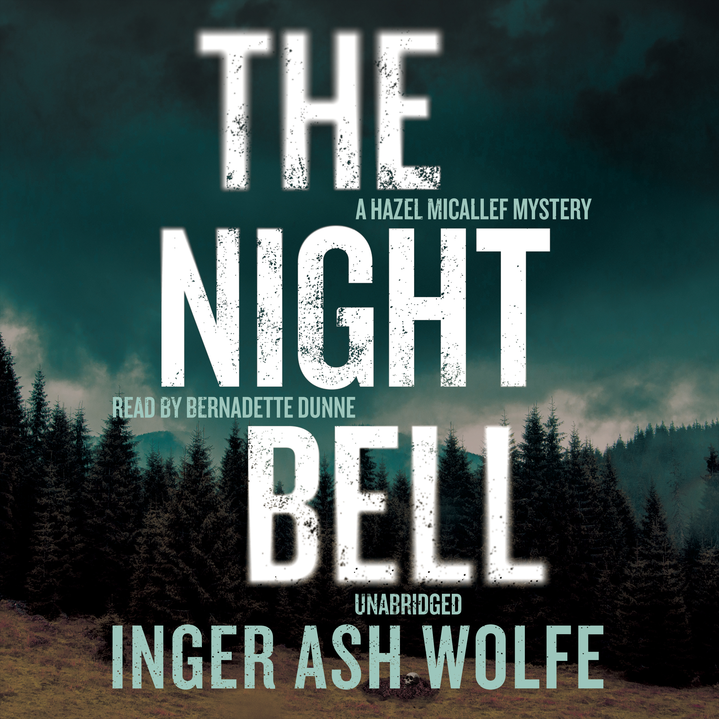 Printable The Night Bell: A Hazel Micallef Mystery Audiobook Cover Art