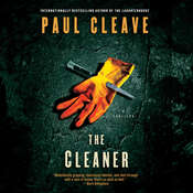 The Cleaner Audiobook, by Paul Cleave