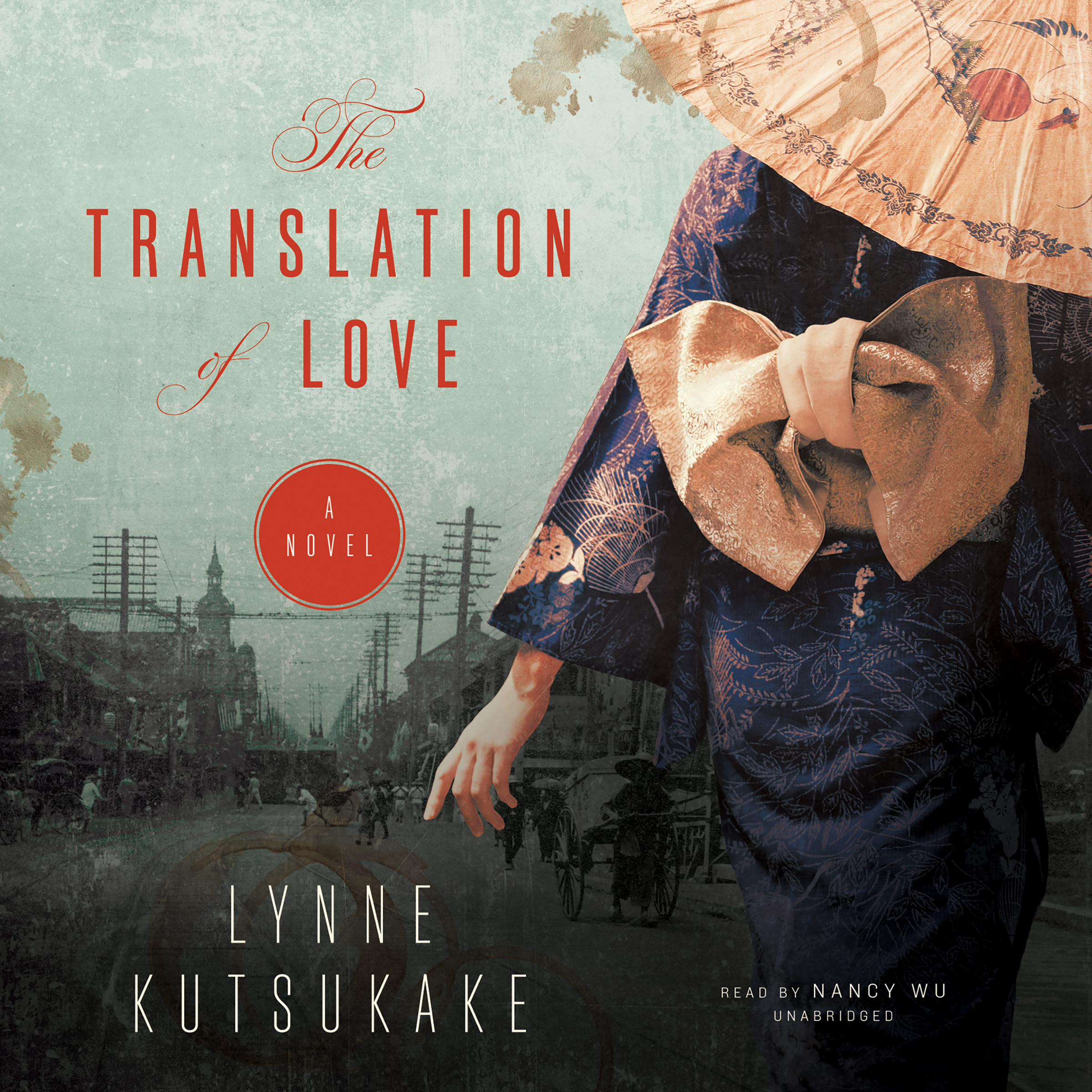 Printable The Translation of Love: A Novel Audiobook Cover Art