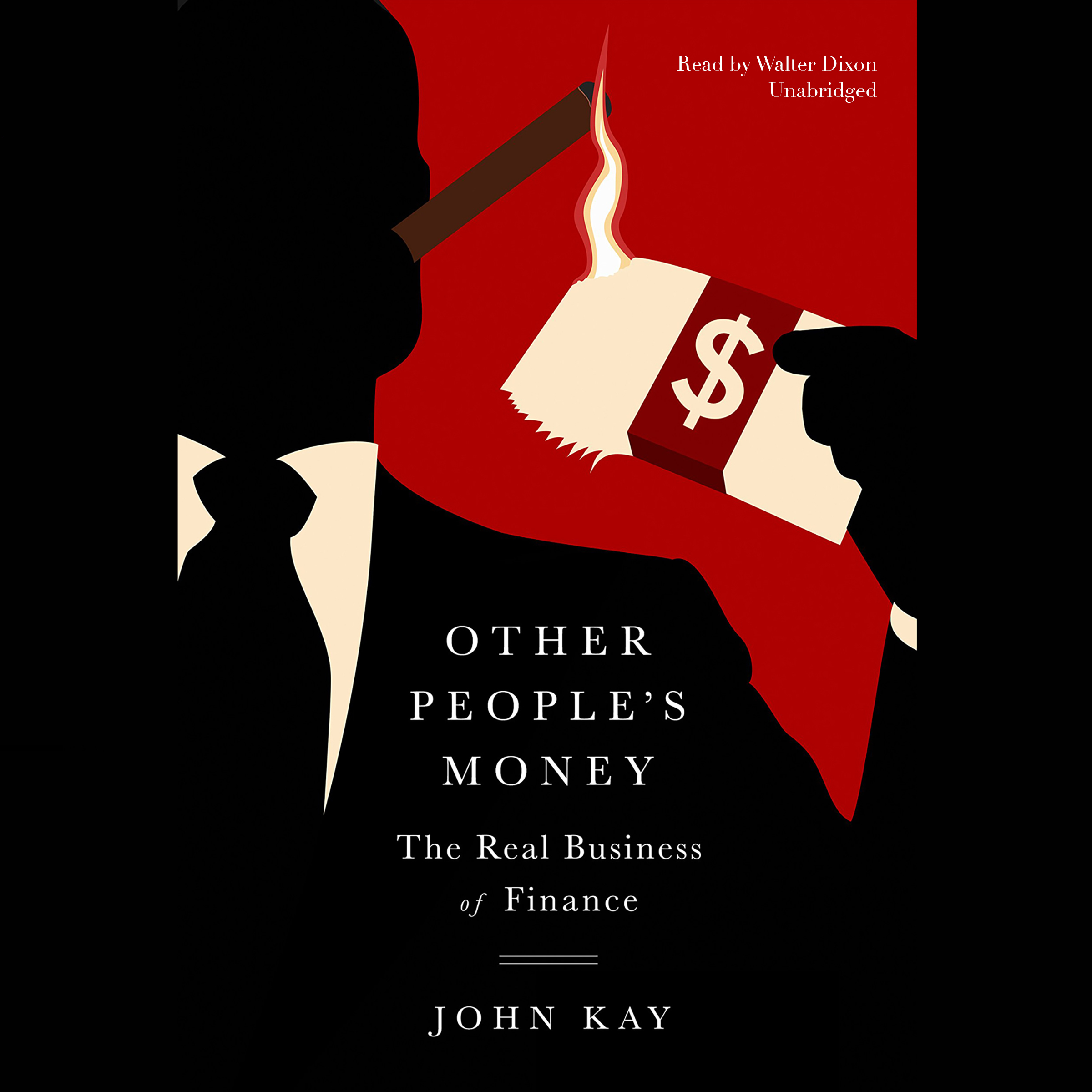 Printable Other People's Money: The Real Business of Finance Audiobook Cover Art