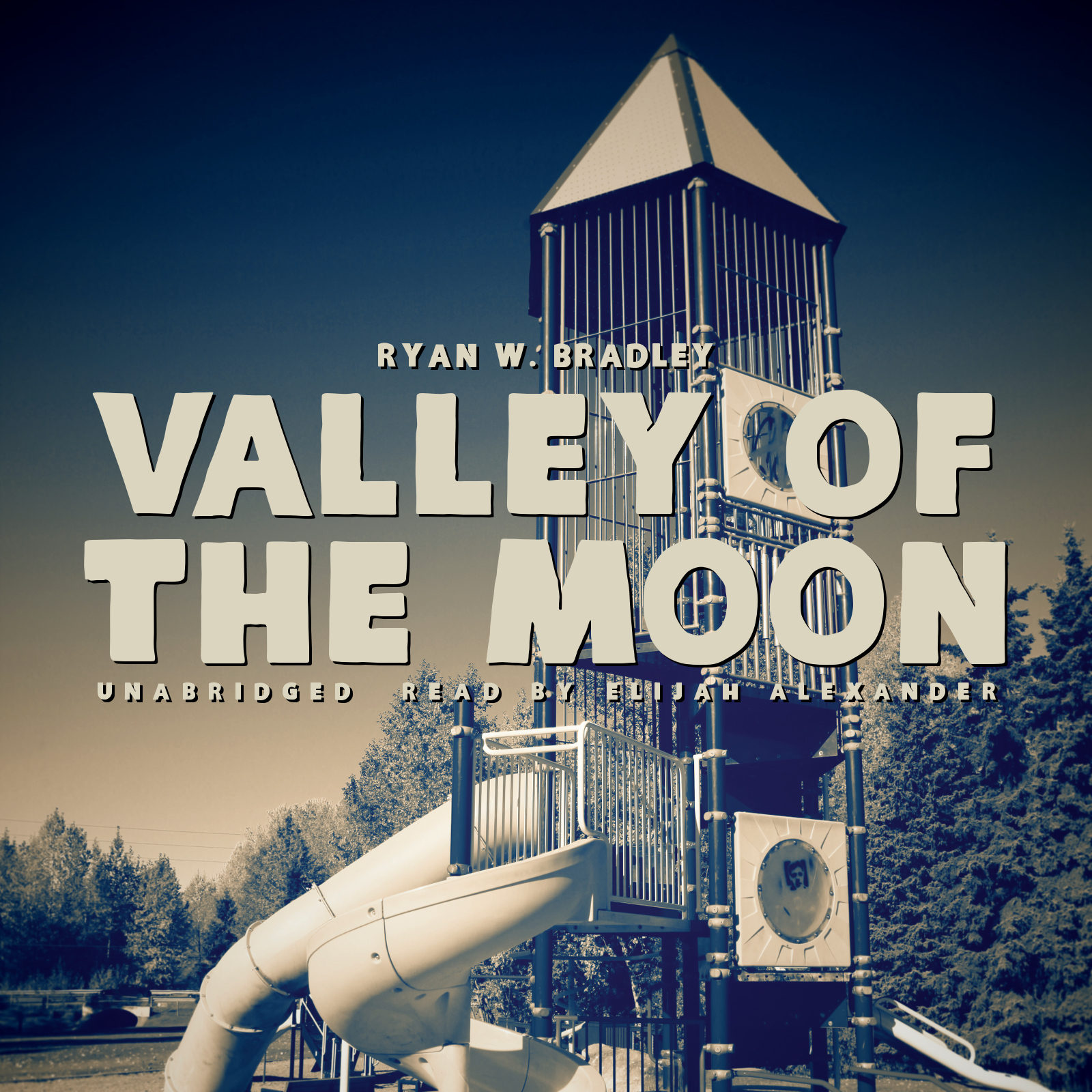 Printable Valley of the Moon Audiobook Cover Art