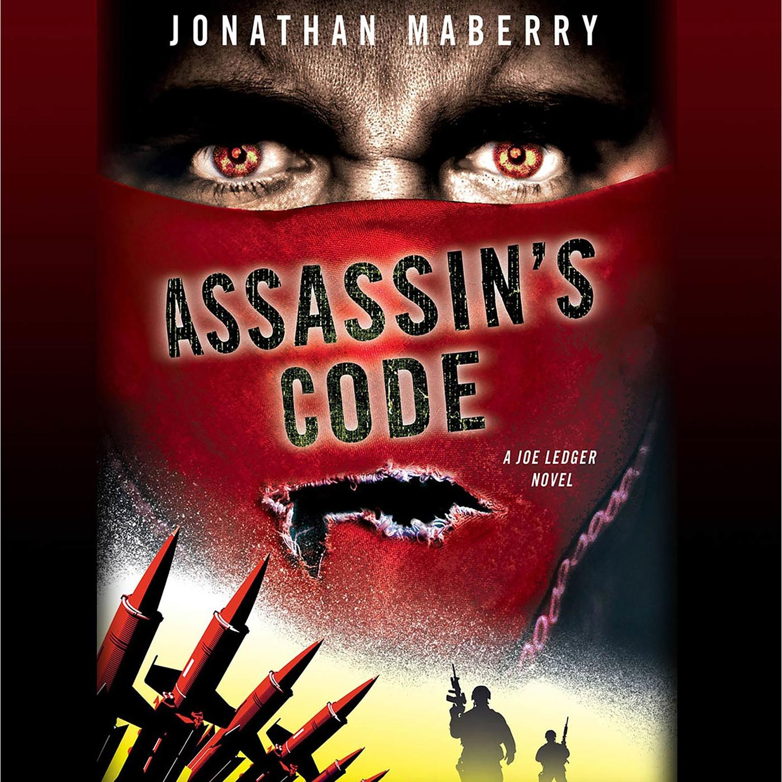 Printable Assassin's Code: A Joe Ledger Novel Audiobook Cover Art