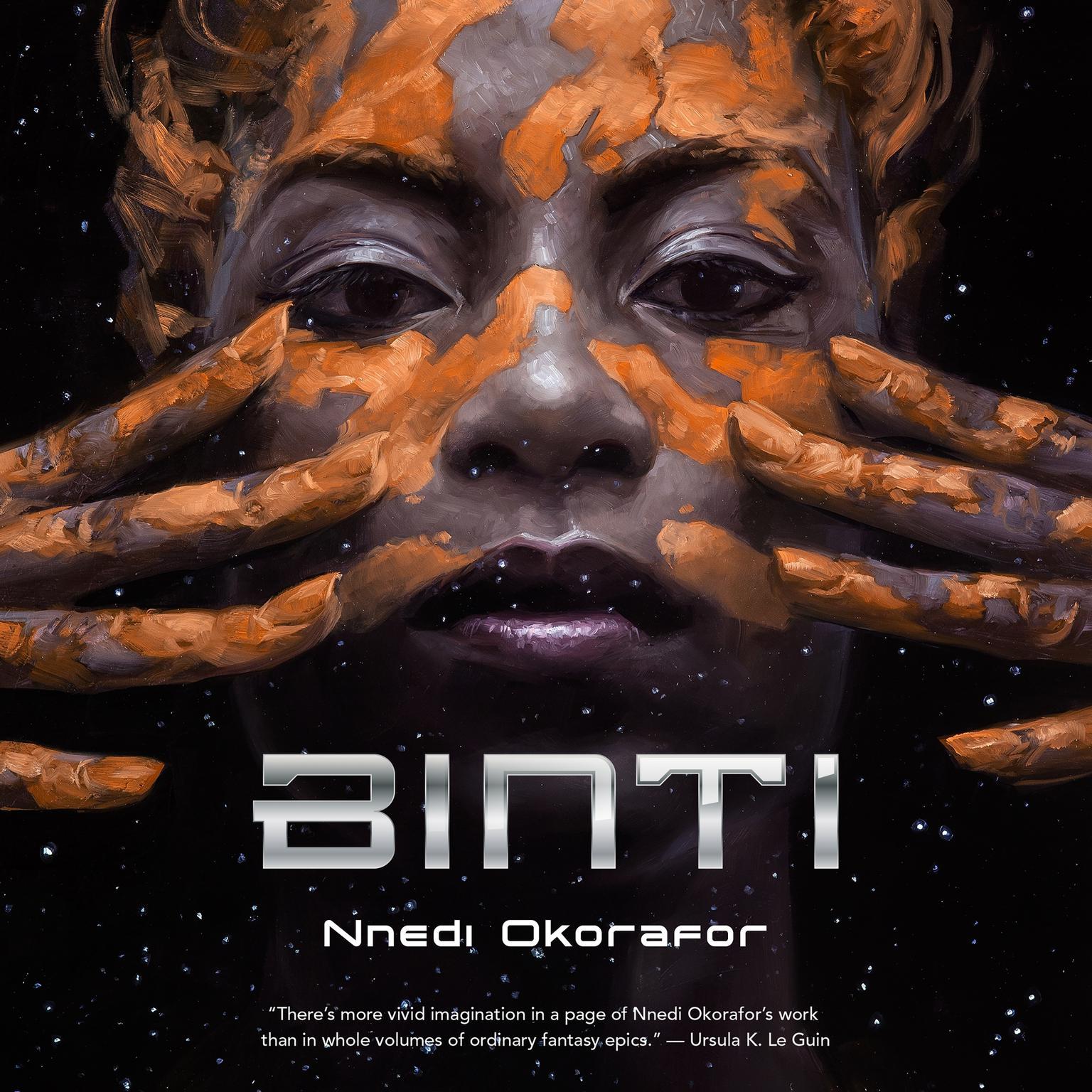 Printable Binti Audiobook Cover Art