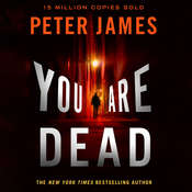 You Are Dead Audiobook, by Peter James