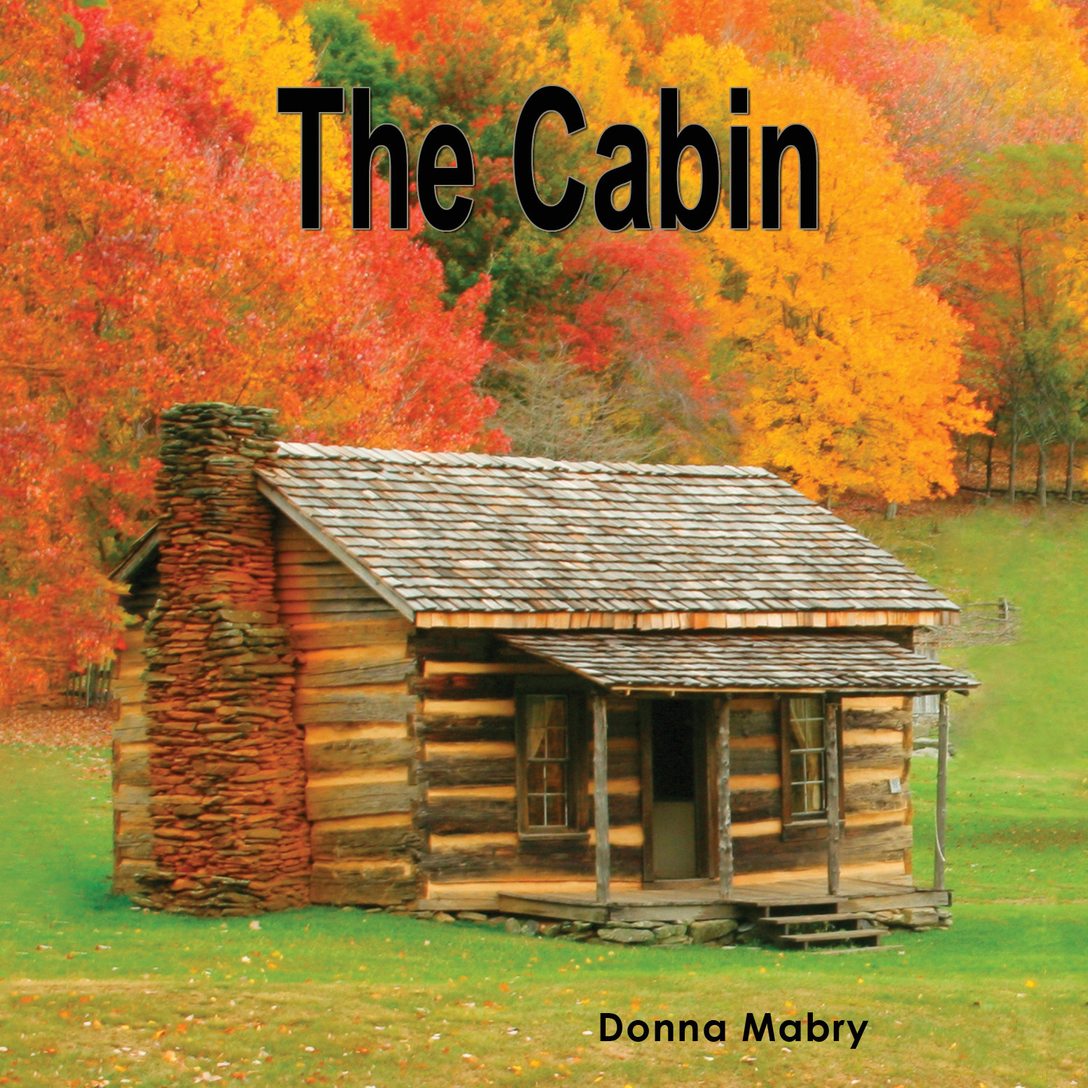 Printable The Cabin Audiobook Cover Art