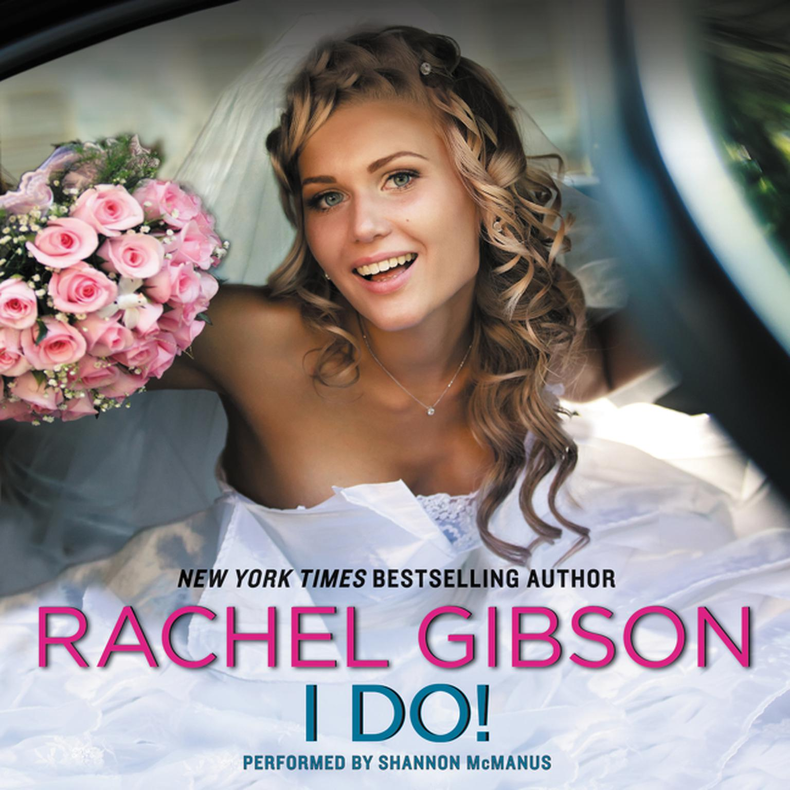 Printable I Do! Audiobook Cover Art