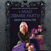 A Mad Zombie Party, by Gena Showalter