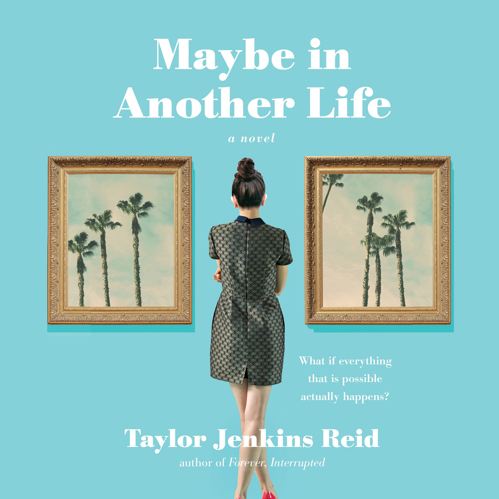 Printable Maybe in Another Life: A Novel Audiobook Cover Art