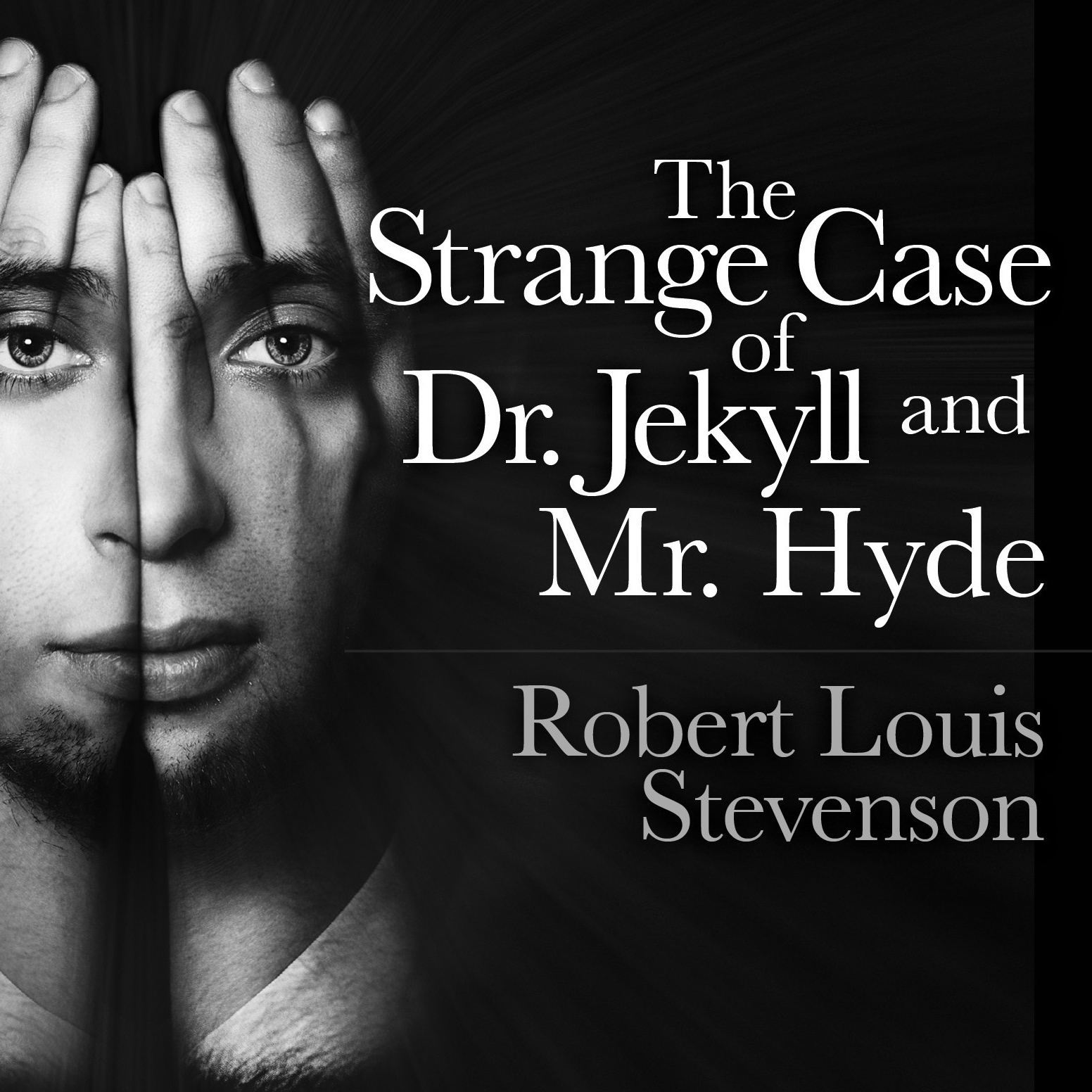 Printable The Strange Case of Dr. Jekyll and Mr. Hyde Audiobook Cover Art