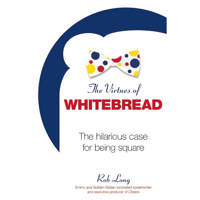 Printable The Virtues of Whitebread Audiobook Cover Art