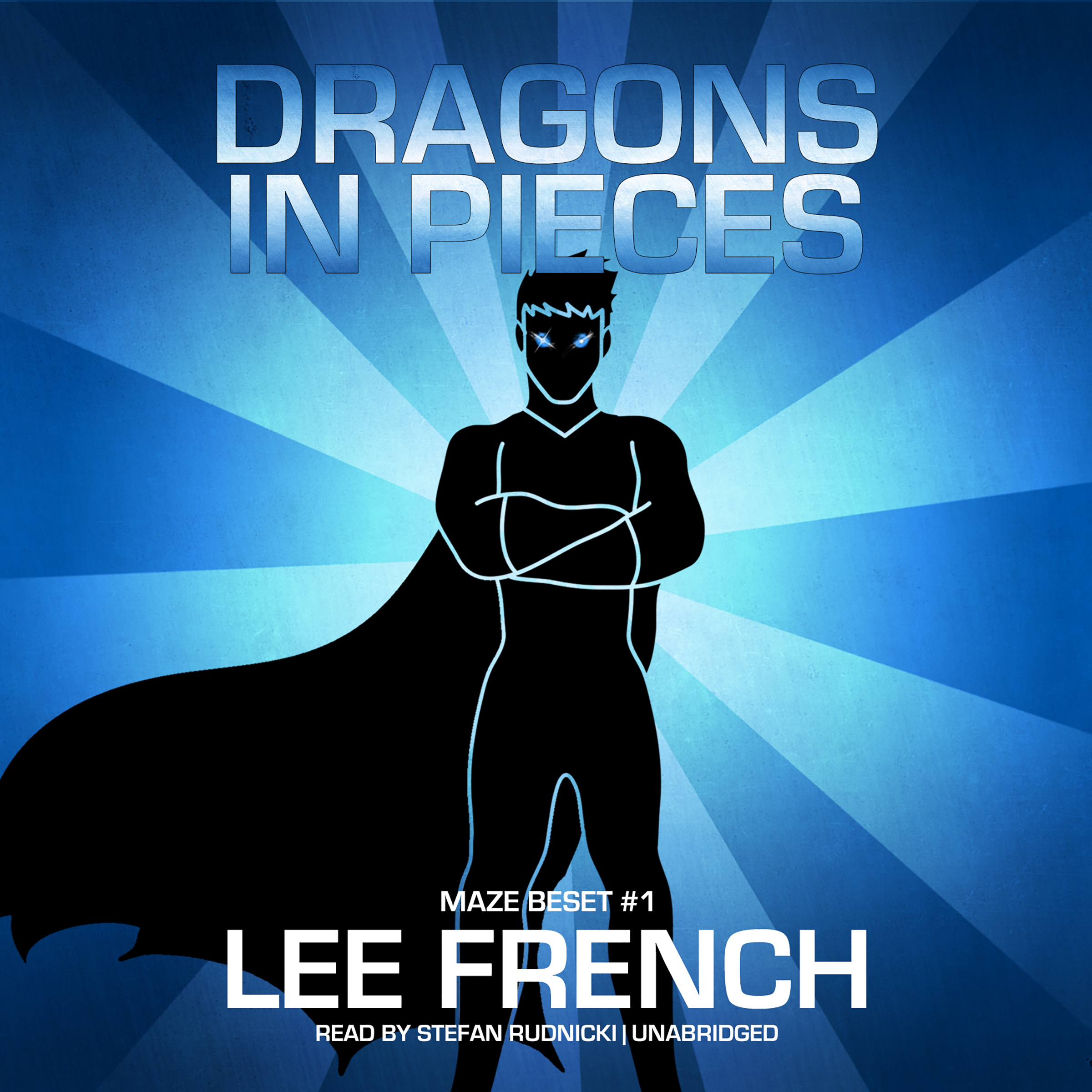 Printable Dragons in Pieces Audiobook Cover Art