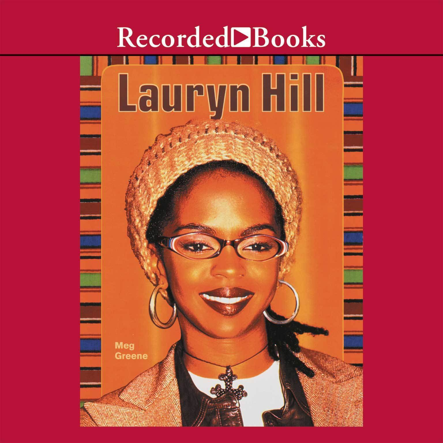 Printable Lauryn Hill Audiobook Cover Art
