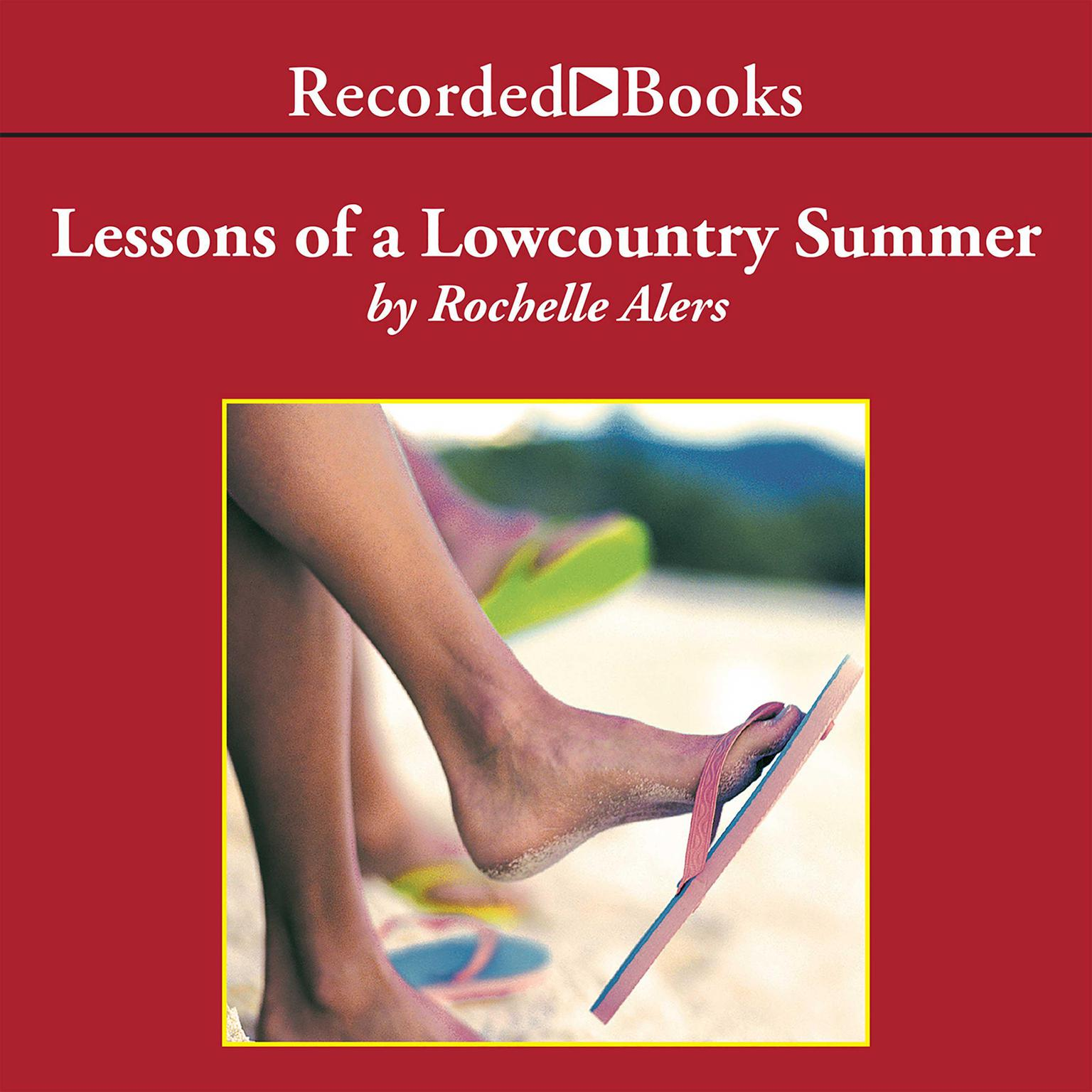 Printable Lessons of a Lowcountry Summer Audiobook Cover Art