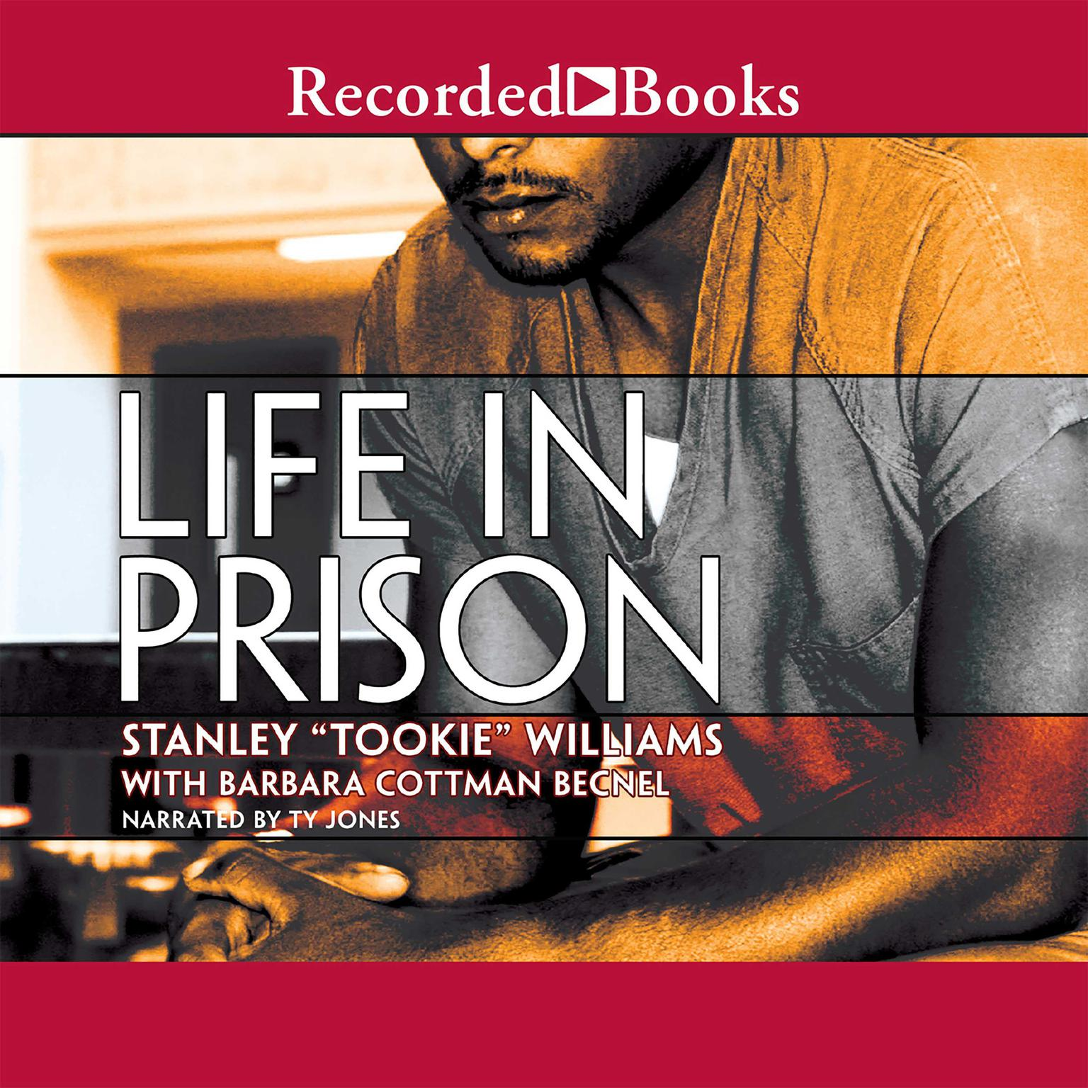 Printable Life in Prison Audiobook Cover Art
