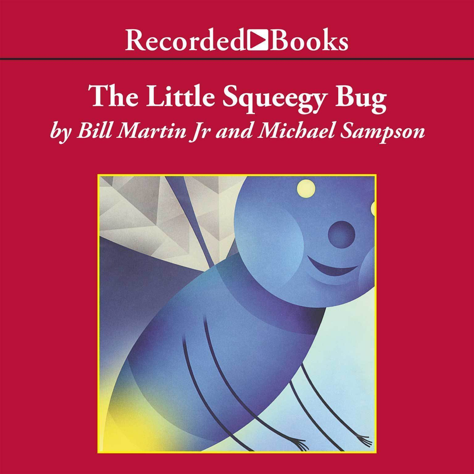 Printable The Little Squeegy Bug Audiobook Cover Art