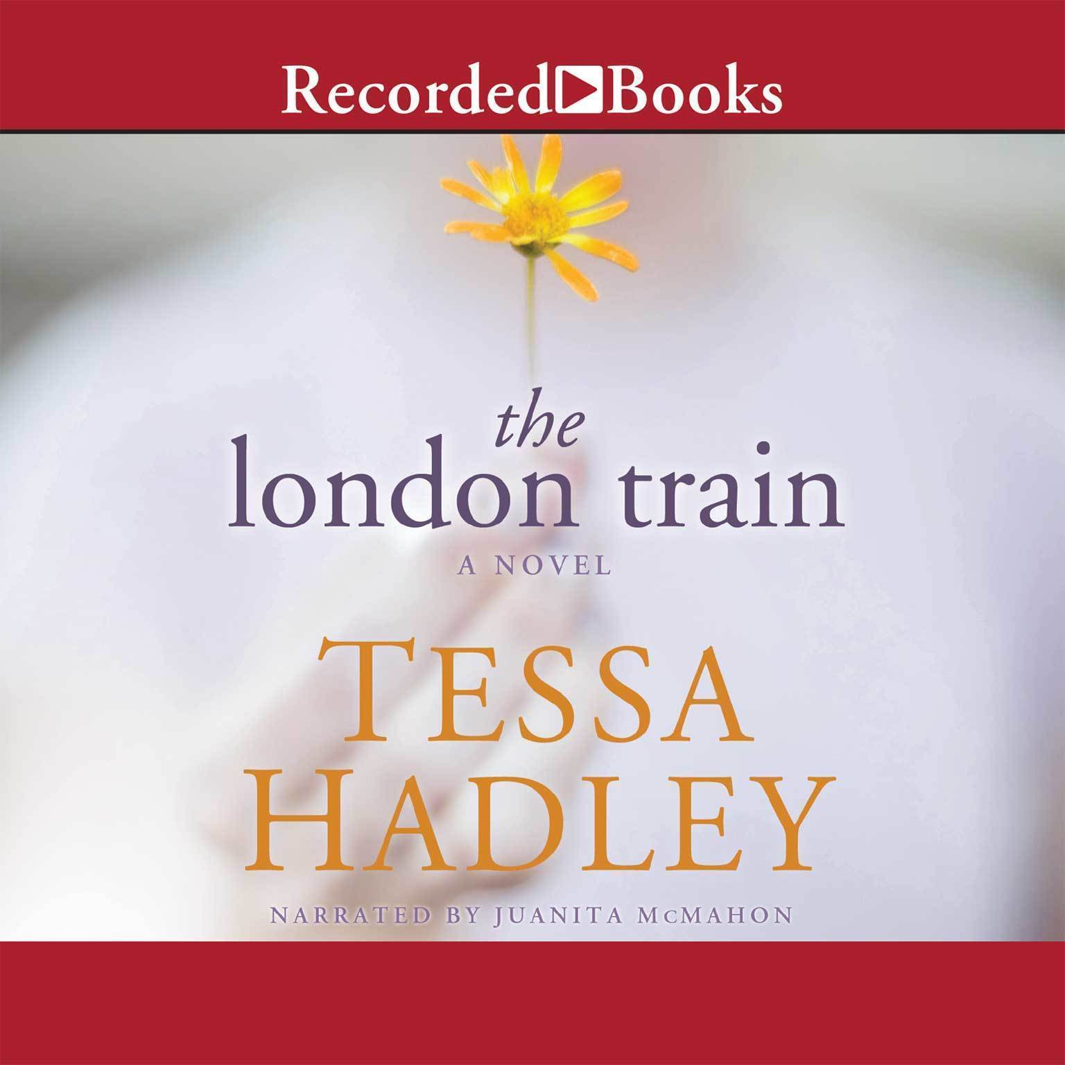 Printable The London Train Audiobook Cover Art