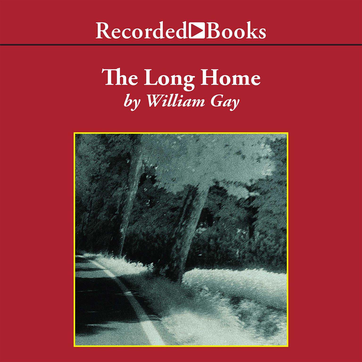 Printable The Long Home Audiobook Cover Art
