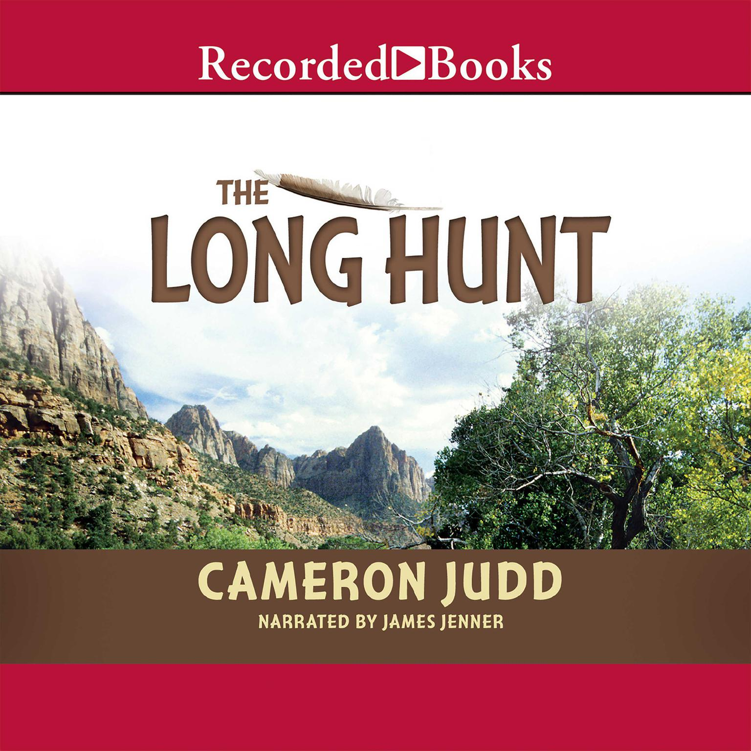 Printable The Long Hunt Audiobook Cover Art