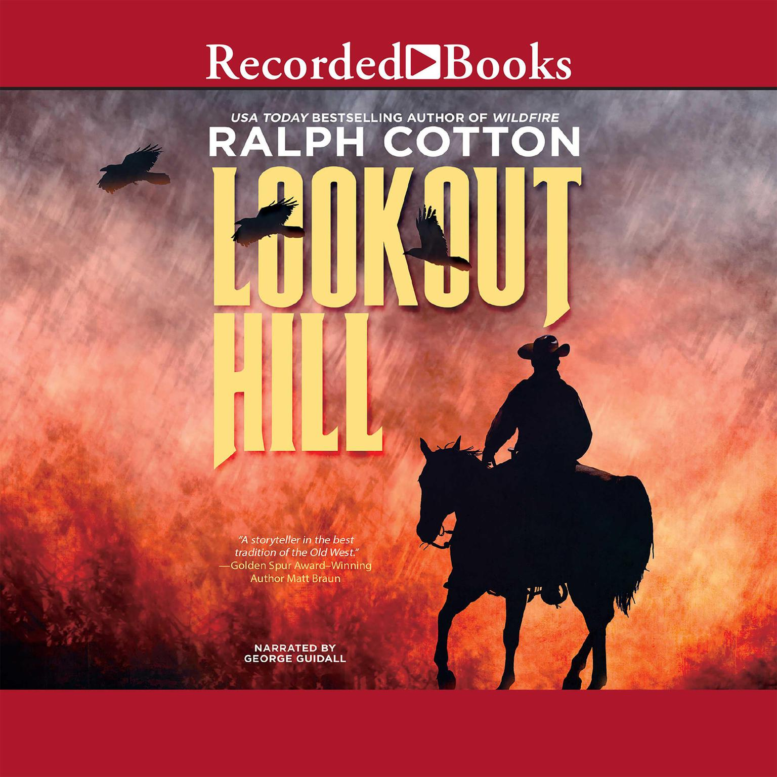 Printable Lookout Hill Audiobook Cover Art