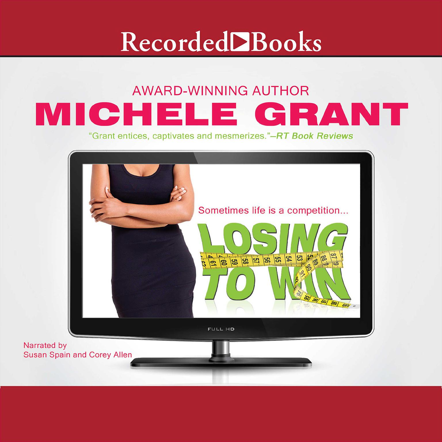 Printable Losing to Win Audiobook Cover Art