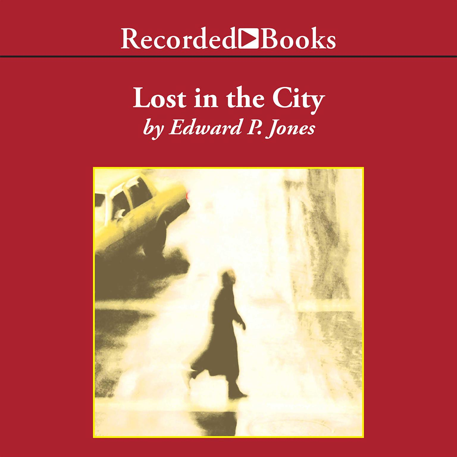 Printable Lost in the City Audiobook Cover Art