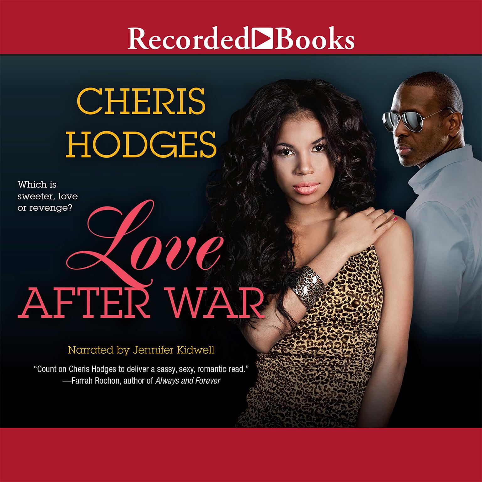 Printable Love after War Audiobook Cover Art