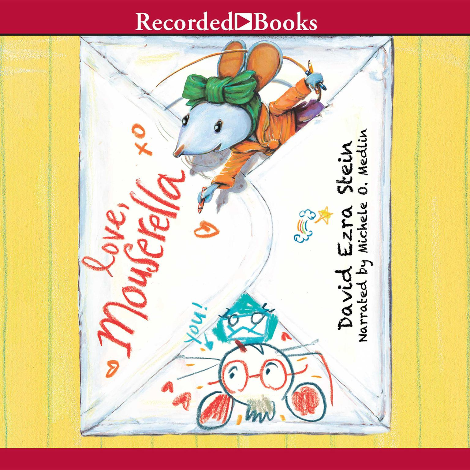 Printable Love, Mouserella Audiobook Cover Art