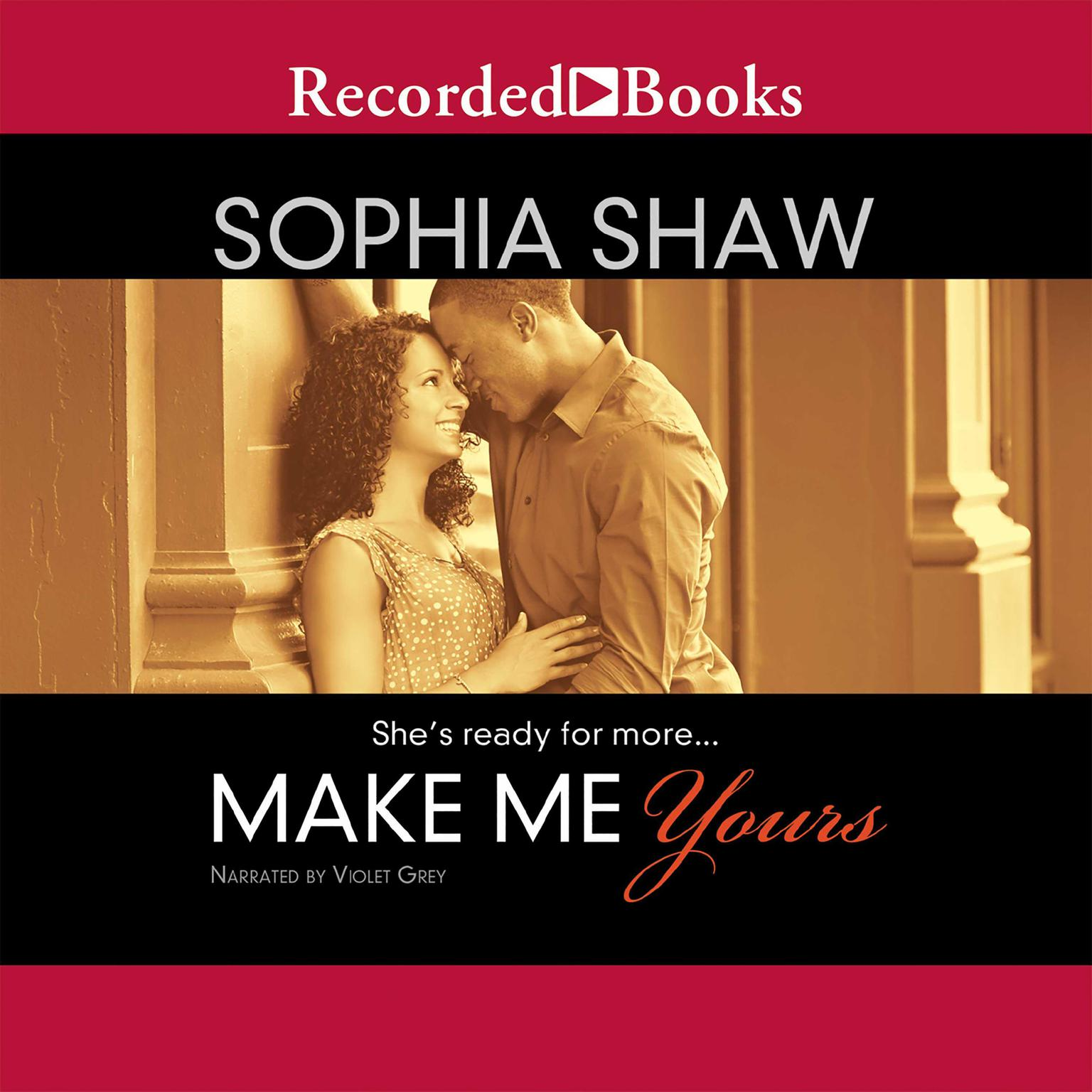 Printable Make Me Yours Audiobook Cover Art