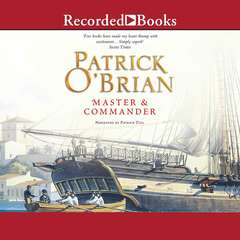 Master and Commander Audiobook, by Patrick O'Brian