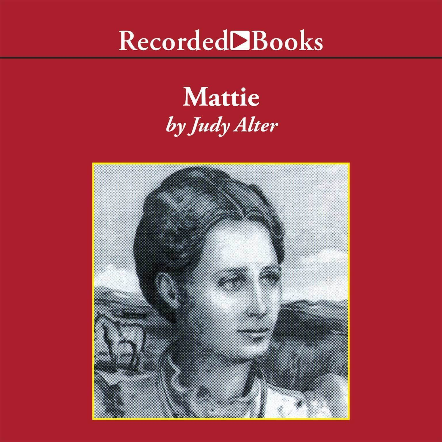 Printable Mattie Audiobook Cover Art