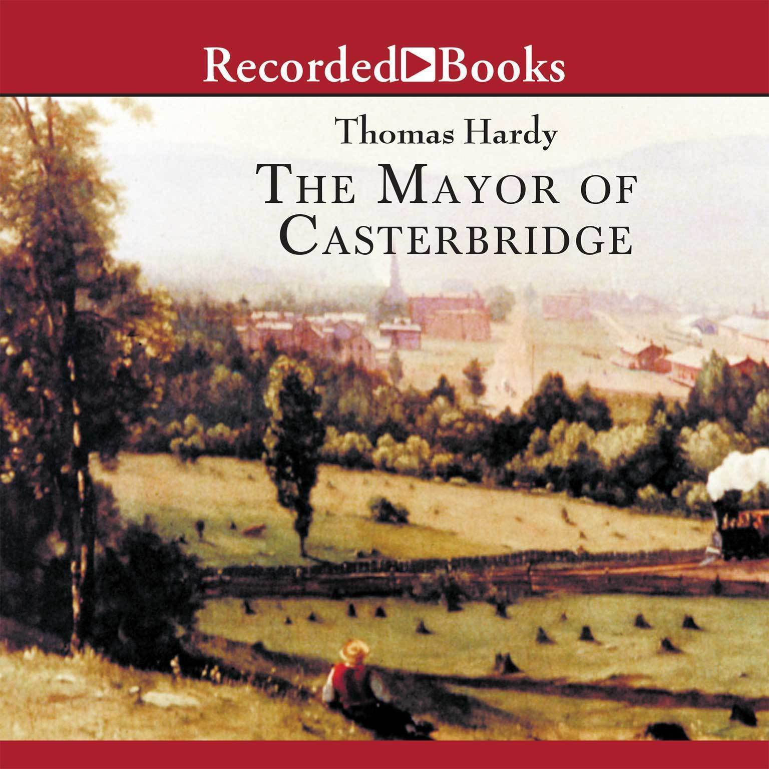 Printable The Mayor of Casterbridge Audiobook Cover Art