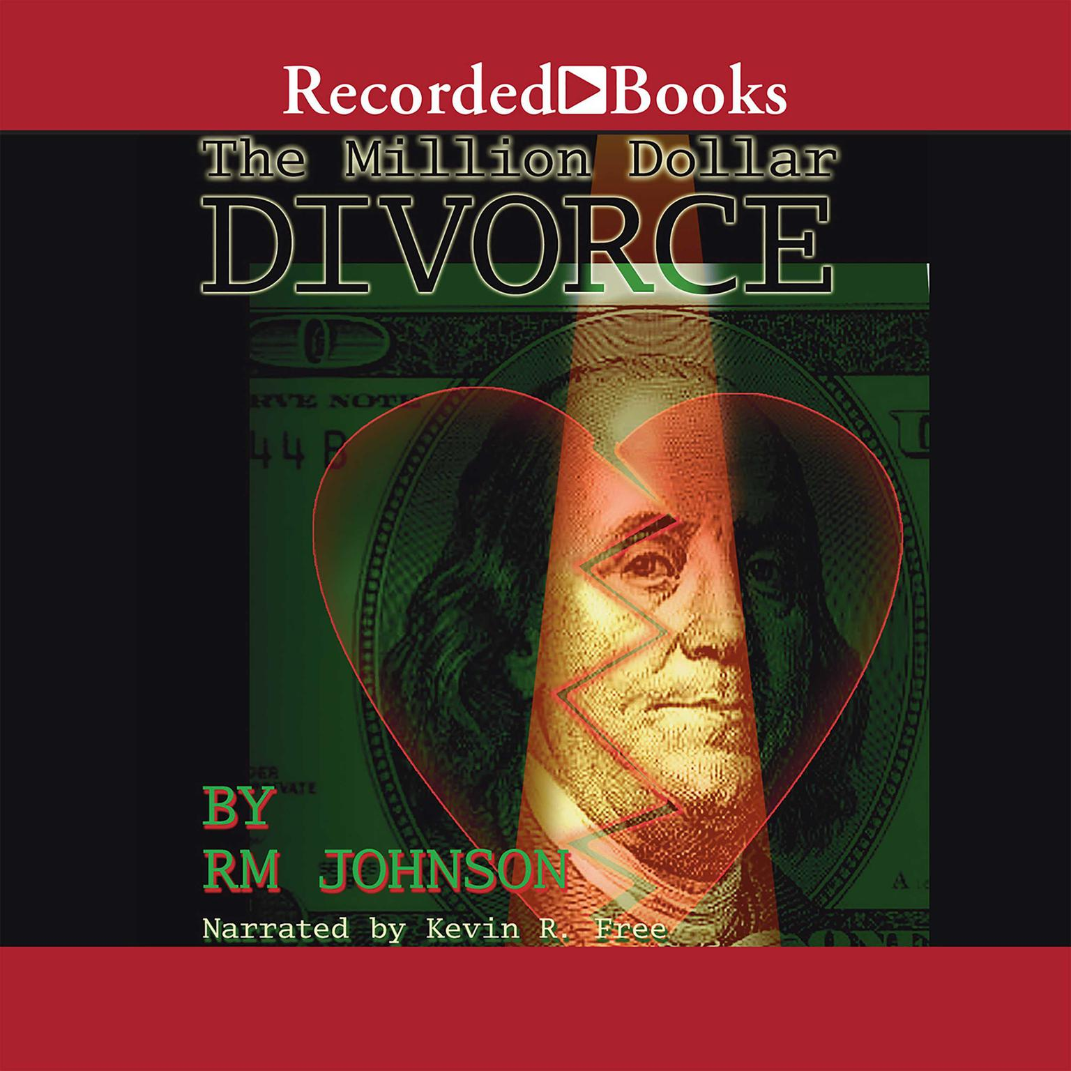 Printable The Million Dollar Divorce Audiobook Cover Art