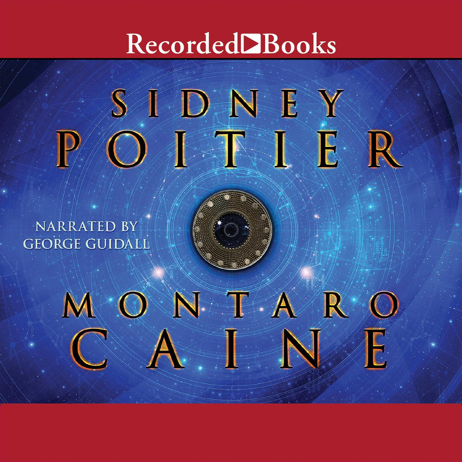 Printable Montaro Caine Audiobook Cover Art