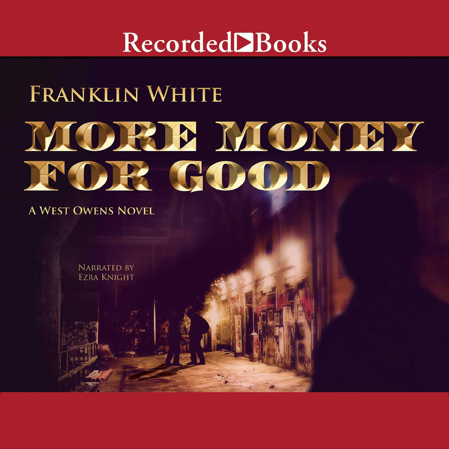 Printable More Money for Good Audiobook Cover Art