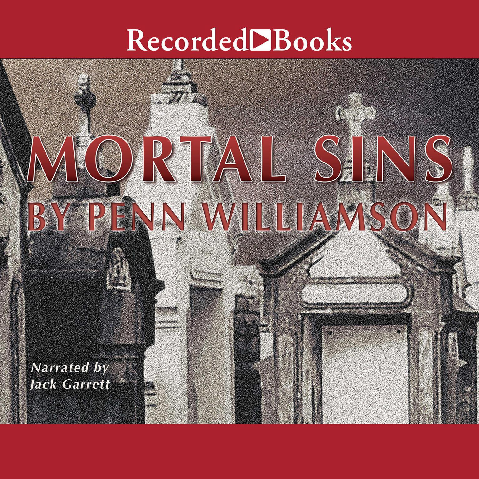 Printable Mortal Sins Audiobook Cover Art