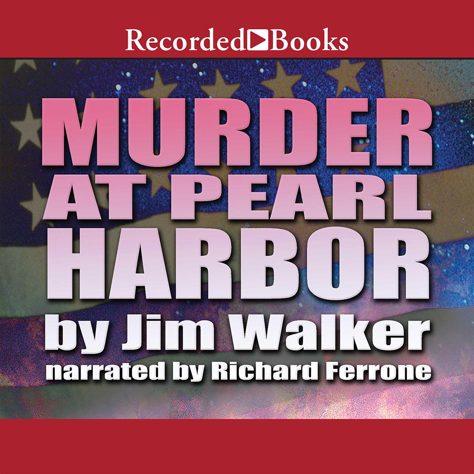 Printable Murder at Pearl Harbor Audiobook Cover Art