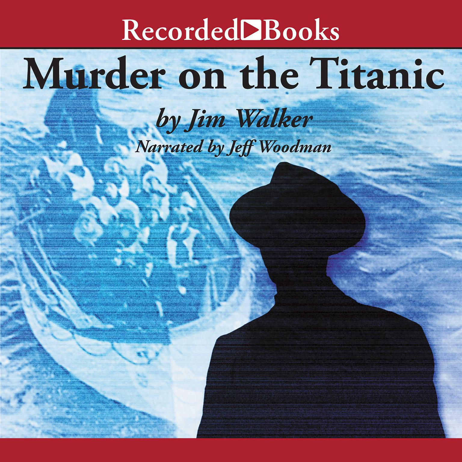 Printable Murder on the Titanic Audiobook Cover Art