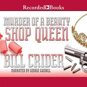 Murder of a Beauty Shop Queen Audiobook, by Bill Crider