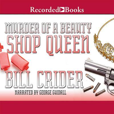 Murder of a Beauty Shop Queen Audiobook, by