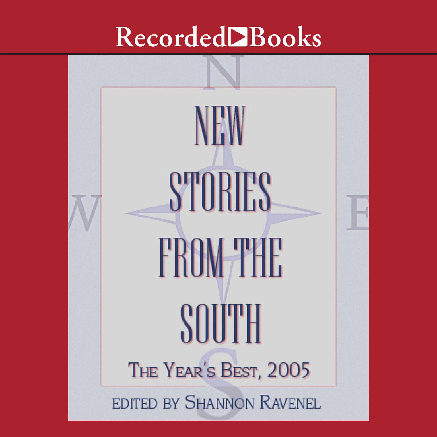 Printable New Stories from the South: The Year's Best, 2005 Audiobook Cover Art