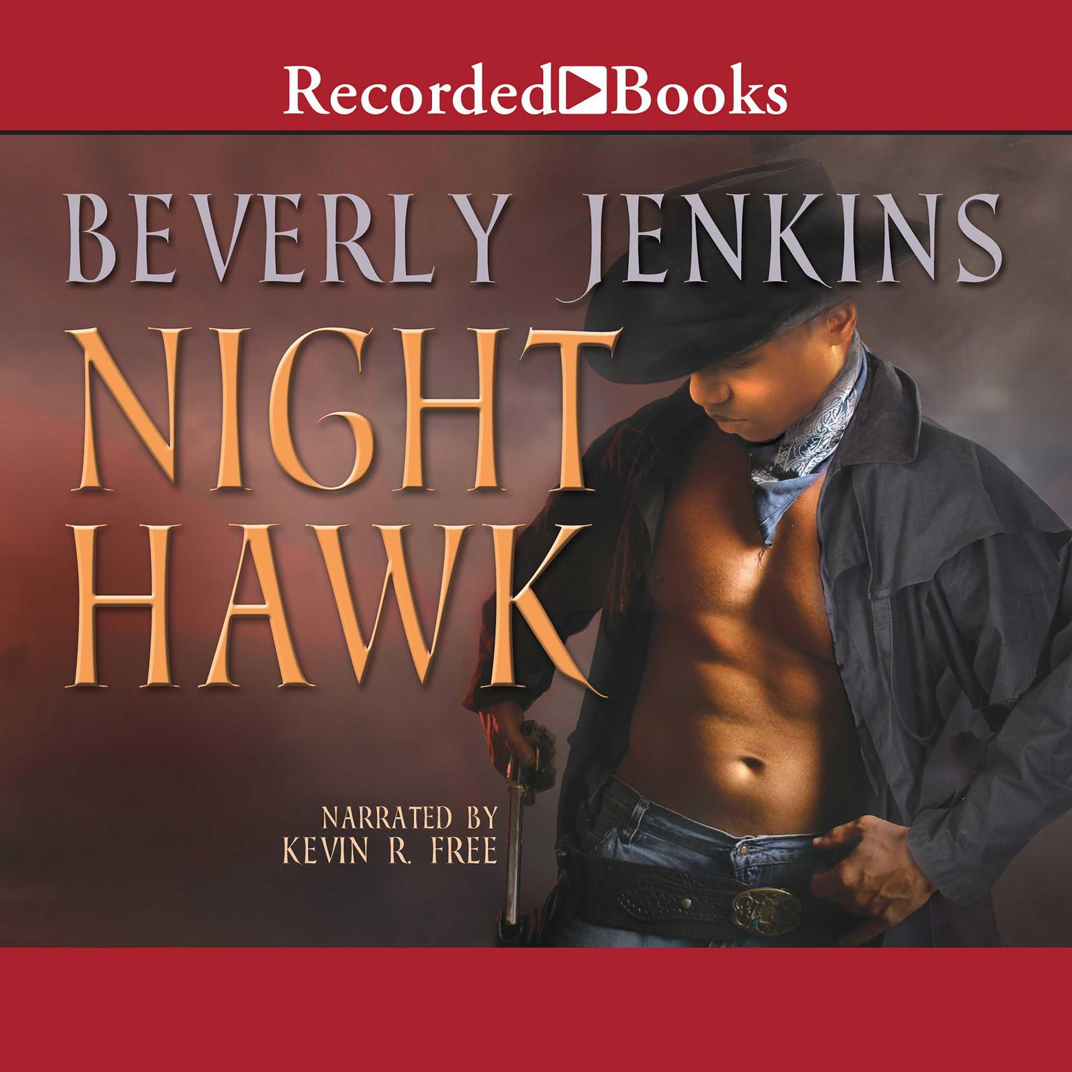Printable Night Hawk Audiobook Cover Art