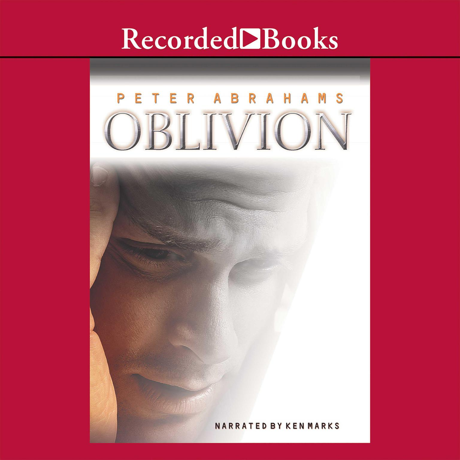 Printable Oblivion Audiobook Cover Art