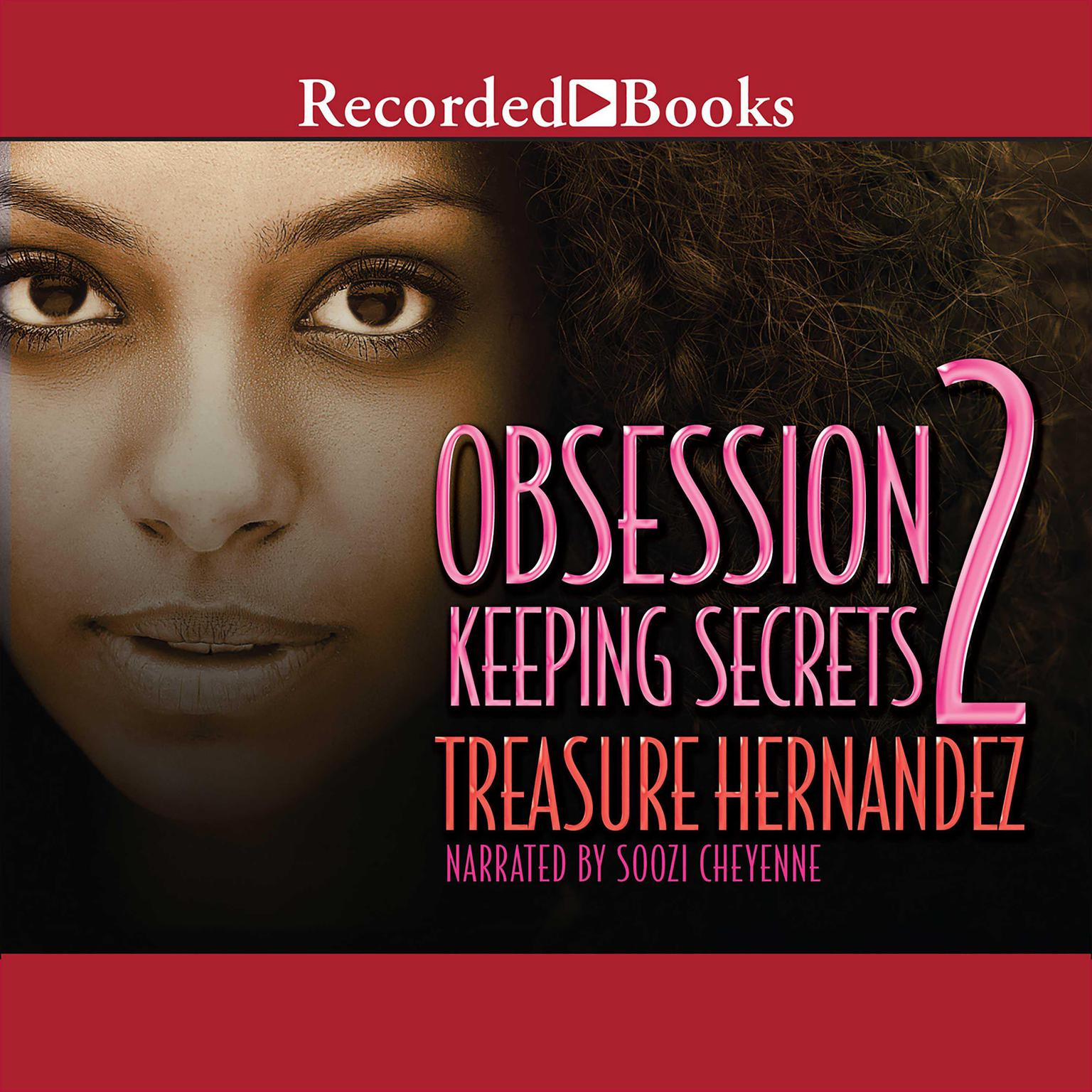 Printable Obsession 2: Keeping Secrets Audiobook Cover Art