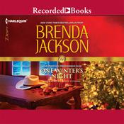 One Winter's Night Audiobook, by Brenda Jackson